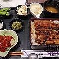 台南‧中西區 宝鰻「道地鰻魚飯-日式定食-專賣店」