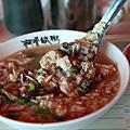 04-05.吃:台南‧魚類、花枝、鹹粥、海產粥、蛇肉