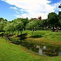 台南市文化中心、巴克禮公園、德安百貨