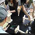 木馬道驛站-木工椅DIY戶外教學