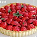 DIY蛋塔 & 卡士達草莓派