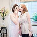 新娘宴客造型推薦:白紗造型