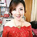 新娘秘書造型推薦:新娘訂婚儀式造型