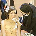 bride  Bonnie        京釆飯店      西敏手工婚紗