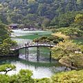 2007-04-04~08日本四國山陽山陰賞櫻行-Day 1:栗林公園、琴平溫泉