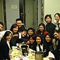 2008-12-31 ~2009-01-01大學好友碧潭飯店跨年集錦