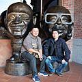 2009-01-11與永祥大溪、慈湖兜風行