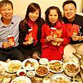 2009-01-24~28小年夜至大年初三迎新春集錦