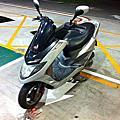 2005出廠光陽鐵克諾(已售出)
