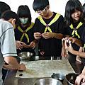 高雄市女童軍會100年度懷念日紀念活動(一)--餅乾製作