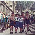 高雄市女童軍會83年六一女童軍節慶祝大會