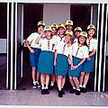 高雄市女童軍會80年六一女童軍節慶祝大會