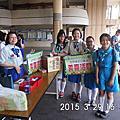 高雄市女童軍會103年度懷念日紀念活動(二)--懷念日義賣