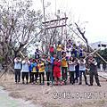 高雄市女童軍會104年童軍工程自我挑戰營