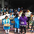 高雄市女童軍會106年世界懷念動籌募懷念日基金 正興國中場