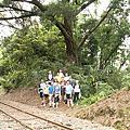 網友分享-鐵馬家族第二次長征紀錄----樟腦寮 獨立山960616