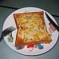 焗烤棺材板&義大利肉醬麵