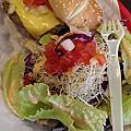 台南食記-這是一間漢堡店(公布一)