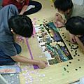 2004-12-17~18 電假友情拼圖比賽