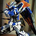 模型-藍異端鋼彈