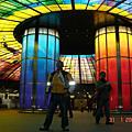 高捷 美麗島站(光之穹頂)