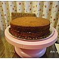 20101112可可戚風蛋糕