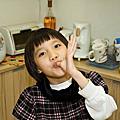 梅格三歲生日慶