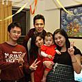 2009-03-28梅格滿週歲