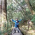 2020.01.12天才阿呆台中和平~大雪山森林遊樂區