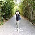 2020.02.28天才阿呆高雄六龜~寶來山澤居villa泡湯