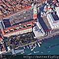 威尼斯地理位置圖