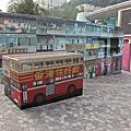 2012/10/8~12 首次到達香港~~