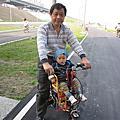 兒子單車日記