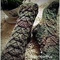 織工社  2014年1月織工社團織    襪子趴