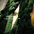 菱形麻花披肩圍巾
