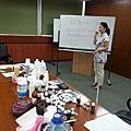 台北醫學大學『國際芳療師L1菁英培訓第5期』課程單元:第六單元
