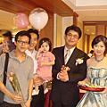 """2008年10月18日~晚餐:八八的朋友""""林裕斌""""婚宴"""