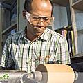 木工工具教學看版人物-維多利亞Arthur木工老師