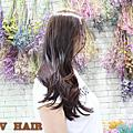 髮色-暖可可,榛果可可