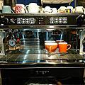 全新意式咖啡機