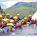 2009夏花蓮溯溪
