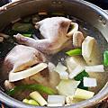 韓國陳玉華一隻雞
