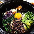 韓國石鍋拌飯