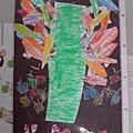 我的樹朋友~~大樹貼畫
