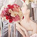 Wedding Decor ♥ 我們的秘密花園,粉桃紅甜美花園風婚禮佈置