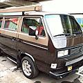 VW福斯T3露營車
