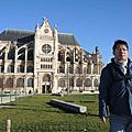 20190215 Honeymoon / 巴黎第二區的隨意走走照照 DAY8-1