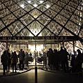 20190215 Honeymoon / 愛在夜晚的 Musée du Louvre DAY8-5