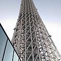 日本 東京 十間橋。