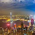 香港夜景~廬吉道